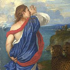 Titian_Bacchus_and_Ariadne-detail