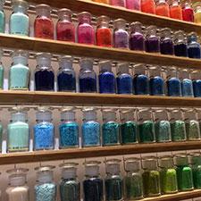 traditional-art-pigment-store-paint-brush-tokyo-japan-