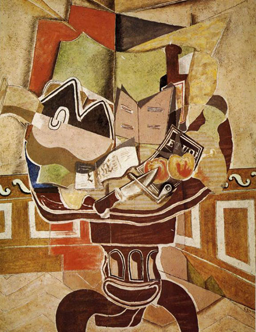braque the round table colourlex