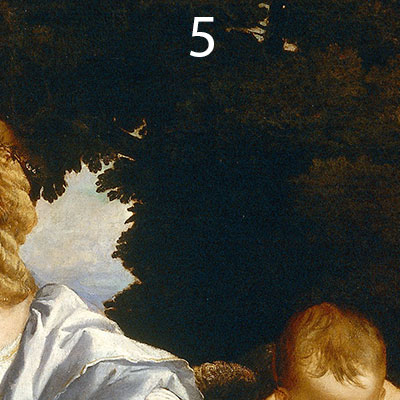 Titian, Sacred and Prophane Love | ColourLex | Art and Science
