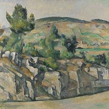 Cezanne_Hillside_Provence