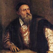 Titian-self-portrait