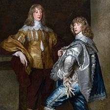 Van-Dyck-Lord-John-Stuart-and-His-Brother