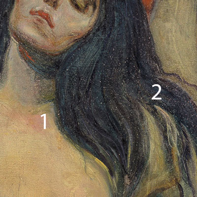 Edvard Munch Madonna Colourlex