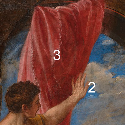 Far From Childish Children's Art  |Diana And Actaeon Titian